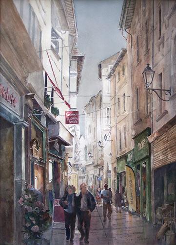 Robin Poteet, Shadows of Avignon
