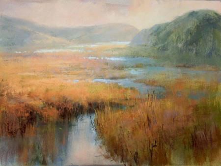 Tidal Sanctuary, by Willo Balfrey