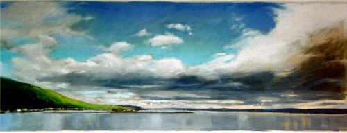 James Kimak, Hudson Skyscape