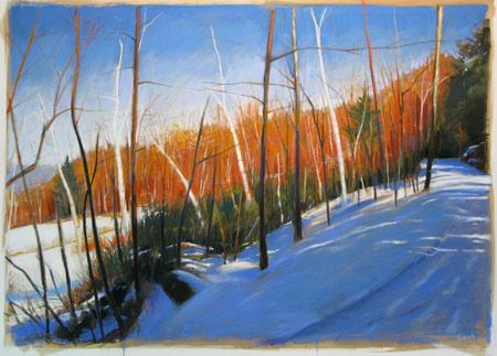 James Kimak, Mohonk Snow Trail