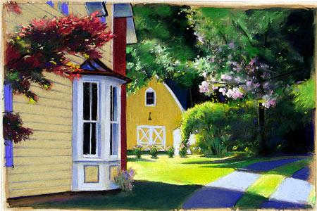 James Kimak, Ruck House