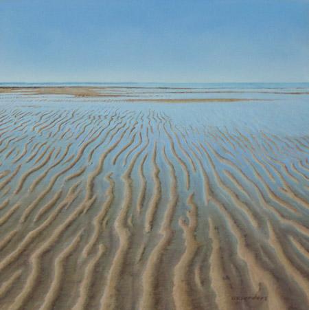 Low Tide, by Amy Sanders