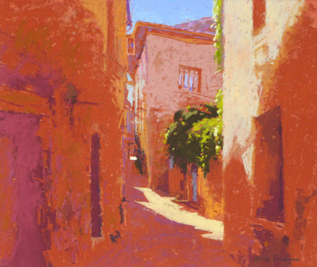 Sheila Goodman, Summer in Provence