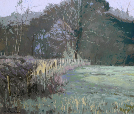 Sheila Goodman, Winter Meadow