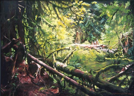 Marion Hylton, Forest Primeval