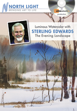 Luminous Watercolor Landscapes with Sterling Edwards: The Evening Landscape
