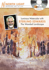 Luminous Watercolor With Sterling Edwards: The Wooded Landscape