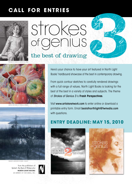 Call for Entries Strokes 3
