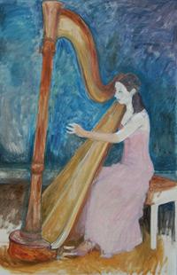 Portrait painting demo | Alexandra Tyng, ArtistsNetwork.com