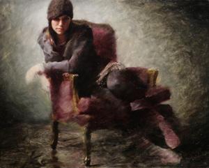 Portrait Artist Casey Baugh, Figurative Art, modern art