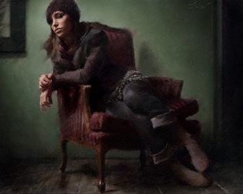 Portrait Artist Casey Baugh, Figurative Art 1