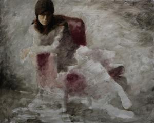Portrait Artist Casey Baugh, Figurative Art, figure shapes