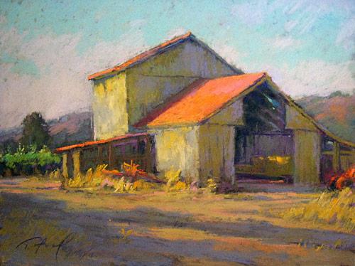 Pastel Landscape Paintings Terri Ford Artist S Network