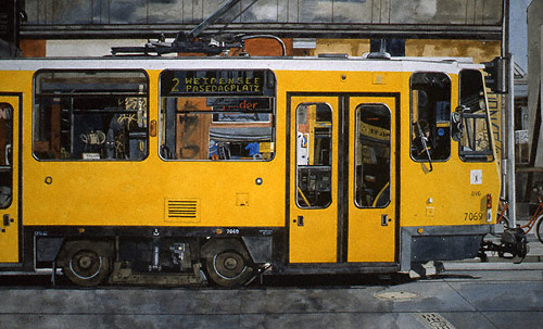 Yellow Trolley image