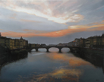 Florence by James E Trippler