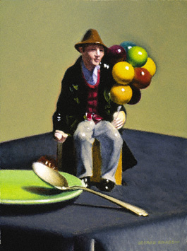 Balloon Man by George Bowles