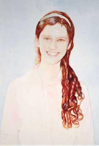 paint realistic portraits
