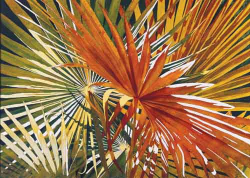 Watercolor texture with Jaimie Cordero