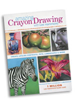 Amazing Crayon Drawing with Lee Hammond cover