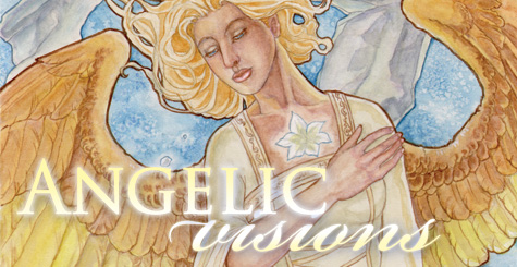 Angelic Visions header