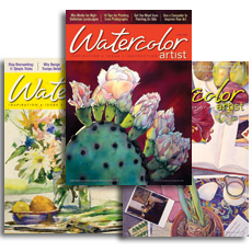 best watercolor instruction dvd