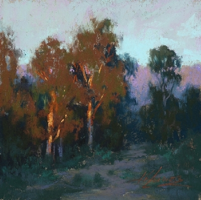 Pastel Demo The Light Fantastic With Kim Lordier Artist
