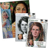 W7862 Painting Portraits Art Value Pack