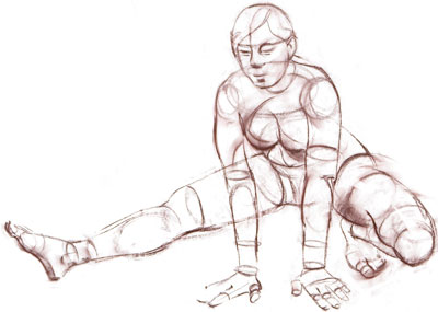 how to draw the human figure by robert barrett