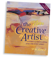 Cover for Nita Leland's The New Creative Artist