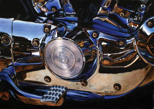 Five Speed by Monika Pate