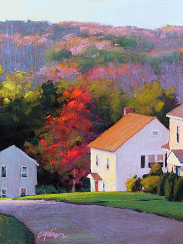 Autumn Evening by Susan Ogilvie