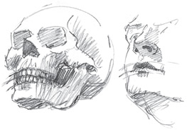 How to draw a mouth | Paul Leveille, ArtistsNetwork.com