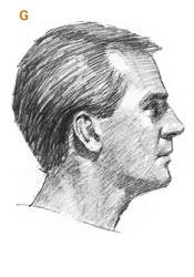 Drawing the human head | Paul Leveille, ArtistsNetwork.com