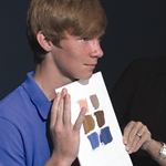how to paint skin tones in oil by Chris Saper