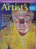 Artist's Magazine, John P. Smolko, art instruction, how to draw