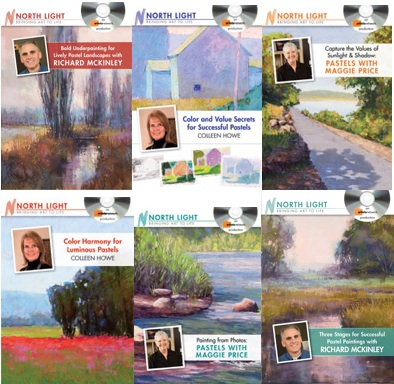 6 top videos for pastel artists