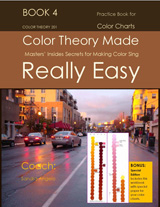 Color Theory Made Really Easy by Sandra Angelo