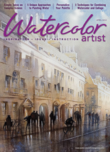 Watercolor Artist April 2012 | magazine