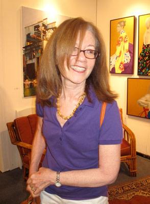 Gail Postal The Artist's Magazine Over 60 Art Competition winner