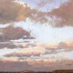 pastel landscape by liz haywood sullivan