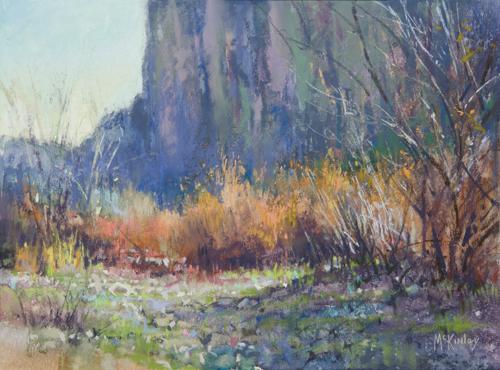 Canyons Edge | pastel