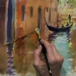 Venice in Acrylics with Wendy Jelbert