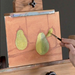 Oil Painting for the Absolute Beginner, Mark Willenbrink, oil still life painting