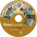 Pastel Journal magazine CD archive | Pastel Journal