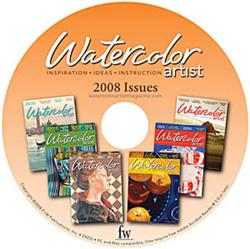 Watercolor Artist magazine CD archive | Watercolor Artist