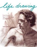 Life Drawing by Robert Barrett