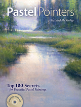Pastel Pointers by Richard McKinley | pastel book