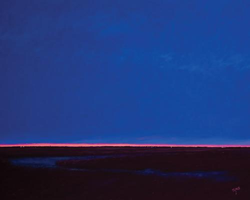 If Not Dawn | pastel