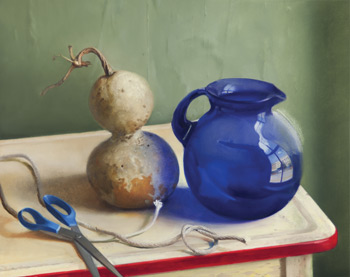 Making Modifications | Still Life Painting by Sheldon Tapley