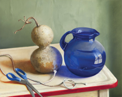 Seeking Transparency | Still Life Painting by Sheldon Tapley